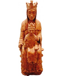 Vierge Romane