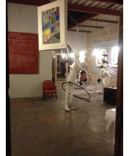 Installation Acrobates 14