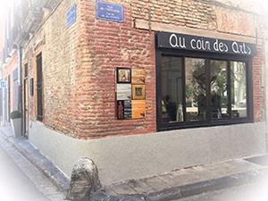 """Espace Galerie """"au coin des Arts"""""""